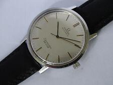 Vintage 1965 Omega Seamaster De Ville Automatic Gents wristwatch.