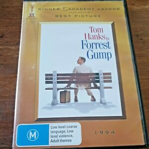 Forrest Gump DVD 2-Disc Special Edition R4 Like New! – FREE POST