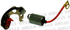 Ignition Breaker Points and Cond fits 1962-1976 Triumph Spitfire TR4 TR4A  WVE B