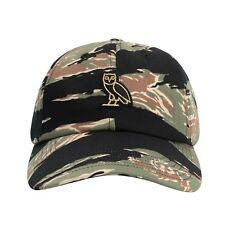 6db5bdae72a893 NEW October s Very Own OVO Owl Patch Camo Sportcap Green Hat Adjustable  Drake