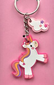 Unicorn Keyring Keychain Gift