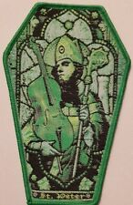 Type O Negative - St. Peter - Limited edition woven patch - free shipping