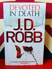 Devoted in Death by J. D. Robb (Paperback, 2016) a.k.a Nora Roberts. New Book