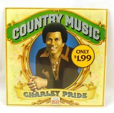SEALED Charley Pride Country Music LP Vinyl Record Time Life STW-10