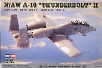 1/48 Static N/AW A-10A Thunderbolt Fighter Aircraft Trumpeter 80324 Airplane Jet
