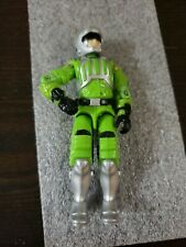 GI Joe 1986 Figure Toy Figurine Laser Trooper Sci-Fi Neon Green