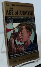 Age of Analysis selected by Morton White - Mentor MD142  - 1955