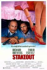 Stakeout 70mm Feature Film Color Trailer Very Rare! Beautiful LPP Color