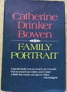 Family Portrait, by Catherine Drinker Bowen