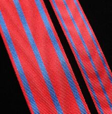 Canadian/Canada Medal of Bravery, Ribbon Combo, Full and Miniature