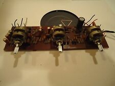 Marantz 2235 Stereo Receiver Parting Out Tone Board + Potentiometers