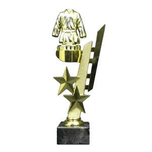 Karate/Judo-Pokal (Sternenhalter) mit Ihrer Wunschgravur