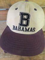 BAHAMAS Snapback Adjustable Adult Hat Cap