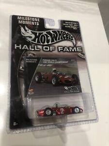 Hot Wheels Hall Of Fame - Milestone Moments 1961 Ferrari 156 F1