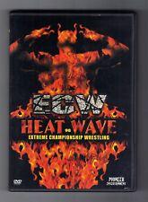 ECW - Heatwave 1998 (DVD, 2001)
