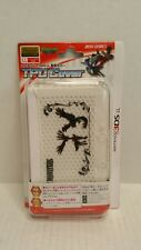 Mori Nintendo 3DS LL Pokemon TPU Hard Cover Clear Pocket Monsters Japan HTF