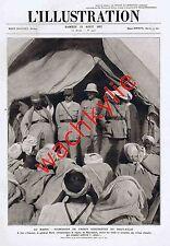 L'illustration n°4406 13/08/1927 Maroc téléphérique Alpes paquebot île-de-France