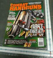 Combat Handguns November 2011 Magazine