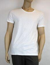 $650 New Authentic Bottega Veneta Mens Studded Tee Shirt Top IT 52/US 42, 307967