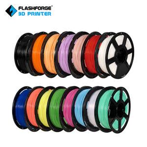 Flashforge 3D Printer Filament PLA 1.75mm 0.5kg/1kg Spool Eco-friendly AU STOCK