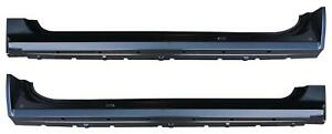 OE Style Rocker Panel for 2007-2013 Chevy Silverado GMC Sierra extended cab PAIR