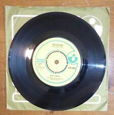 Deep Purple: Hallelujah / April Part 1. 69 UK Harvest HAR 5006 1R / 1R Stampers