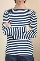Russian navy sailor's striped telnyashka (t-shirt) S, M, L, XL, 2XL