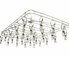 Stack!t 28 Clip Stainless Steel Construction Drying Rack Hangs Plants Vertically