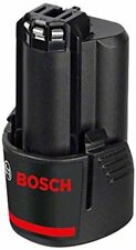 Batteries et chargeurs électriques Bosch lithium-ion (li-ion) 10,8V pour le bricolage