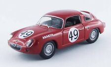 Best MODEL 9509 - Fiat Abarth 850S #49 24H du Mans - 1960    1/43