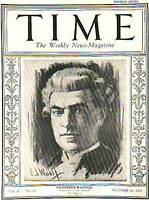 1924 Time Oct. 20- Patrick Hastings, Arthur Conan Doyle