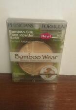 Physicians® Formula BAMBOO WEAR Silk Face powder REFILL Beige 7033