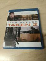 Taken 2 Blu-ray Liam Neeson