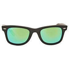 Ray Ban Original Wayfarer Green Flash Sunglasses