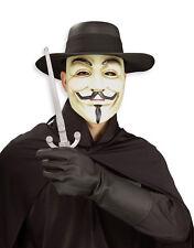 V pour Vendetta Accessoires Costume, Homme V pour Vendetta Costume Kit