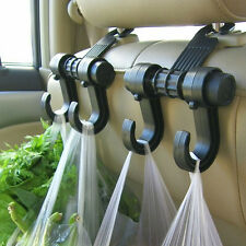 Universal Car Seat Headrest Hanger Bag Hook Holder for Bag Grocery Auto Clip New