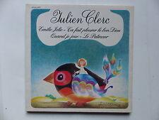 JULIEN CLERC Emilie jolie Livre disque 2C010 72285