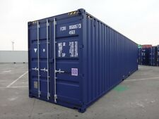 40ft one trip HIGH CUBE shipping container £4000.00+VAT