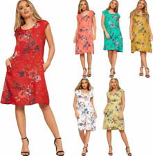 Boho Dry-clean Only Regular Size Dresses for Women