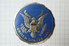 US military gold foil letter adhesive Great seal WW2 official Emblem Army Eagle