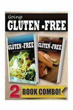 USED (LN) Gluten-Free Italian Recipes and Gluten-Free On-The-Go Recipes: 2 Book