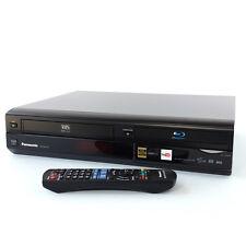 Panasonic DMP-BD70V Blu-Ray DVD Player VCR VHS Player Recorder Combo HDMI 1080p