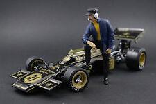Colin Chapman Figur für 1:18 Lotus Quartzo JPS John Player