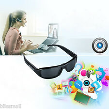 5.0MP HD Video Spy Hidden Camera Sun Glasses Digital Audio Recorder DV Camcorder