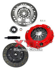 XTR PREMIUM 2 CLUTCH KIT+ RACING FLYWHEEL for ACURA RSX HONDA CIVIC Si 2.0L 2.4L