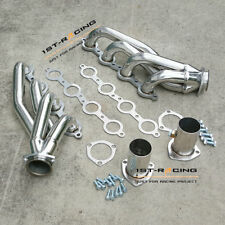 Swap Header Exhaust For Chevelle Camaro LS1 LS2 LS6 LSX 4.8L 5.3L  6.0L Engine