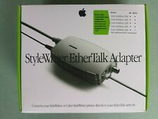 Apple StyleWriter EtherTalk Adapter M4877 - New Sealed Box 1996 Ether Talk