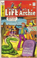 Life With Archie Comic Book #166, Archie 1976 FINE/FINE+
