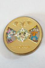 Tokyo Disney Resort Pin TDS Adventure Spin Pin Mickey Minnie Goofy