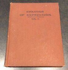Evolution of Expression Vol III  1920